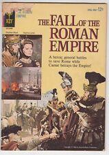 "[48101] ""FALL OF THE ROMAN EMPIRE COMICS"" #10118-407 JULY 1964 (GOLD KEY COMICS)"
