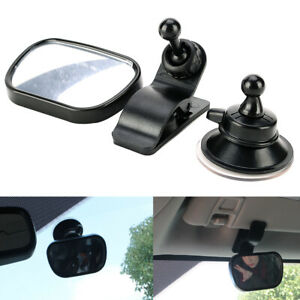 Mini Car Rearview Mirror Baby Viewer Auxiliary Mirror Inside Rearview Mirror