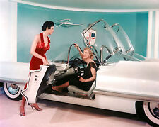 1957 Lincoln  Futura Concept car Exhibit  8 x 10 Photograph