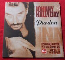 Disques vinyles Johnny Hallyday 30 cm