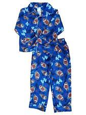 Mickey Mouse Blue Red 2 Piece Pajama PJ  Set Boys Size 4T NWT  #44
