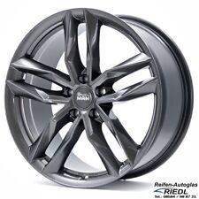 18 Zoll MAM RS3 Felgen 8x18 Et45 5x112 Palladium Audi/VW/Seat/Skoda *NEU*