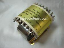 Finemet core super low DCR speaker attenuator, made in Japan