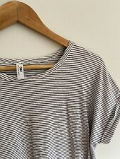 C&M CAMILLA AND MARC Womens Striped Tee, Size 8