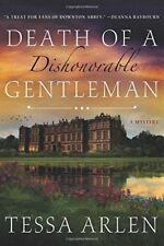 Death of a Dishonorable Gentleman: A Mystery (Lady