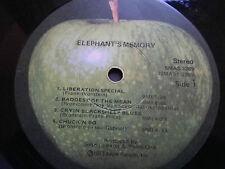 ELEPHANTS MEMORY   US IMPORT  SMAS 3389