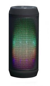 LED Disco Party Bluetooth Lautsprecher Sound Box SD USB Radio Telefonfunktion