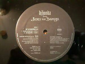 DJ Honda Featuring Jeru The Damaja – El Presidente (Hip Hop / Rap)