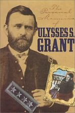Personal Memoirs of Ulysses S. Grant (The American