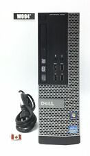 DELL OPTIPLEX 7010 SFF INTEL i3 3220 3.3GHZ 8GB RAM 500GB HDD WIN 10 PRO W094