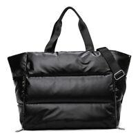 Lady Nylon Sport Gym Duffle Fitness Bag Women Travel Shoulder Tote Handbag
