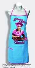 NEW I LOVE LUCY CANDY FACTORY  APRON