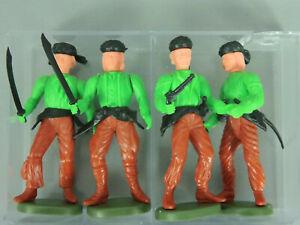 Steckis: Pirates Eu 1985 - Complete Package Green / Braun, All Richtig Built