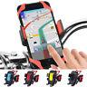 Auto Lock Bicycle Holder Bike Handlebar Mount GPS Bracket For iPhone Samsung HTC