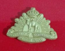 IMPERIAL CAMEL CORPS SMALL RISING SUN LAPEL PIN - THE GREAT WAR 1916 - 2016