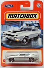 Matchbox 2021 1970 Ford Capri 18/100 (Silver Version)