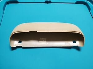 1998 1999 00 01 02 2003 JAGUAR XJ8 XJ8L VANDEN PLAS THIRD BRAKE LIGHT COVER AGD