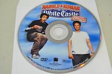 Harold  Kumar Go To White Castle (DVD, 2005, Unrated Version)Disc Only