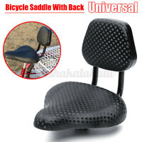 Bicycle Comfort Gel Rear Bike Seat Pad Cushion Cover Back Saddle