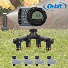 Orbit Lawn Sprinklers