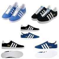 Adidas Gazelle Mens Trainers Originals OG Model Lace Up Casual Shoes