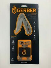 Gerber Airlift Folding Knife & Barbill Multi-Tool Wallet Free Shipping 31-003540