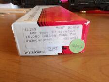 InterMountain Railway Company, #41299, HO Plastic Model Kit, New in box (5492)
