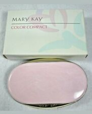 New 5455 Mary Kay Pink and Gold Mirrored Refill Compact NIB Ships FREE