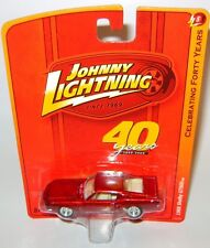 1968 '68 FORD SHELBY GT500 MUSTANG DIECAST 40 YEARS 2009 JOHNNY R5 DIECAST RARE