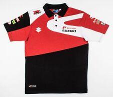 Suzuki Bennet'S MOTO Moteur Sport Équipe Polo Chemise T XXXL-Neuf