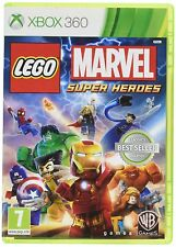 LEGO Marvel Super Heroes Xbox 360 Bran New Factory Sealed