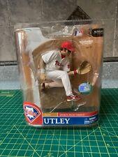 McFarlane MLB Chase Utley Philadelphia Phillies Debut Action Figure 2008
