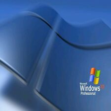 Microsoft Windows XP Professional SP3 32-Bit REINSTALL CD