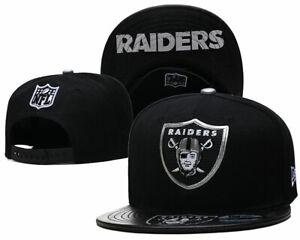 Las Vegas Raiders #1.2 NFL CAP HAT New Era 59Fifty Snapback