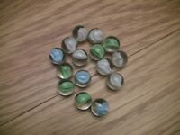 Kerplunk Game Pieces Replacement Marbles (15)