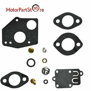 Carburetor Rebuild Kit For 494624 495606 # 3HP 4HP 5HP Engine