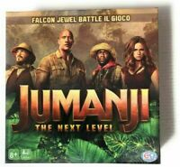 JUMANJI THE NEXT LEVEL GIOCO DA TAVOLO EDITRICE GIOCHI