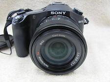 Sony Cyber-shot RX10 20.2 MP Digital Camera (W/ Kit Lens) - Black