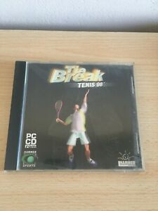 PC CD ROM TIE BREAK TENNIS 98 HAMMER (MIS)