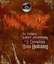 Vampyre, The Terrifying Lost Journal of Dr. Cornelius Van Helsing, 2007 HB