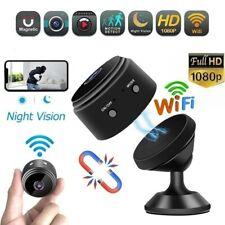 1080P Wireless WiFi CCTV Spy Camera IP Indoor/Outdoor DV Home Security Night IR