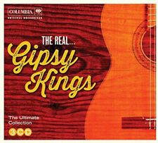 GIPSY KINGS THE REAL....THE ULTIMATE COLLECTION 3 CD