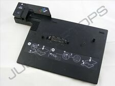IBM Lenovo Thinkpad T400 R60 Advanced Docking Station REPLICATORE chiavi non