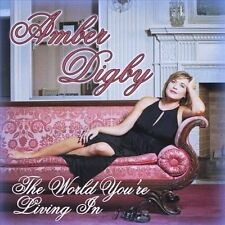 Amber Digby-The World You`re Living In CD NEW