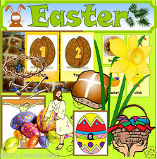 EASTER TOPIC  teaching resources KS1 EYFS KS2 celebrations Festivals Resource CD
