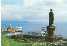 "Scotland Postcard - ""Highland Mary"" - Dunoon   AB442"