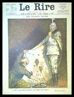 Journal Le RIRE Rouge, édition de guerre N°86 du 8/7/1916
