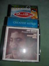 Sealed * Cd Set * Jim Croce & Cat Stevens & The Beach Boys * Greatest Hits