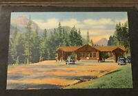 Lookies Book of 12 Vintage Yellowstone National Park Red Lodge Highway Postcards