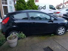 Ford Fiesta 1.25 style  2009 09 reg  34,000 miles  / Salvage Cat D